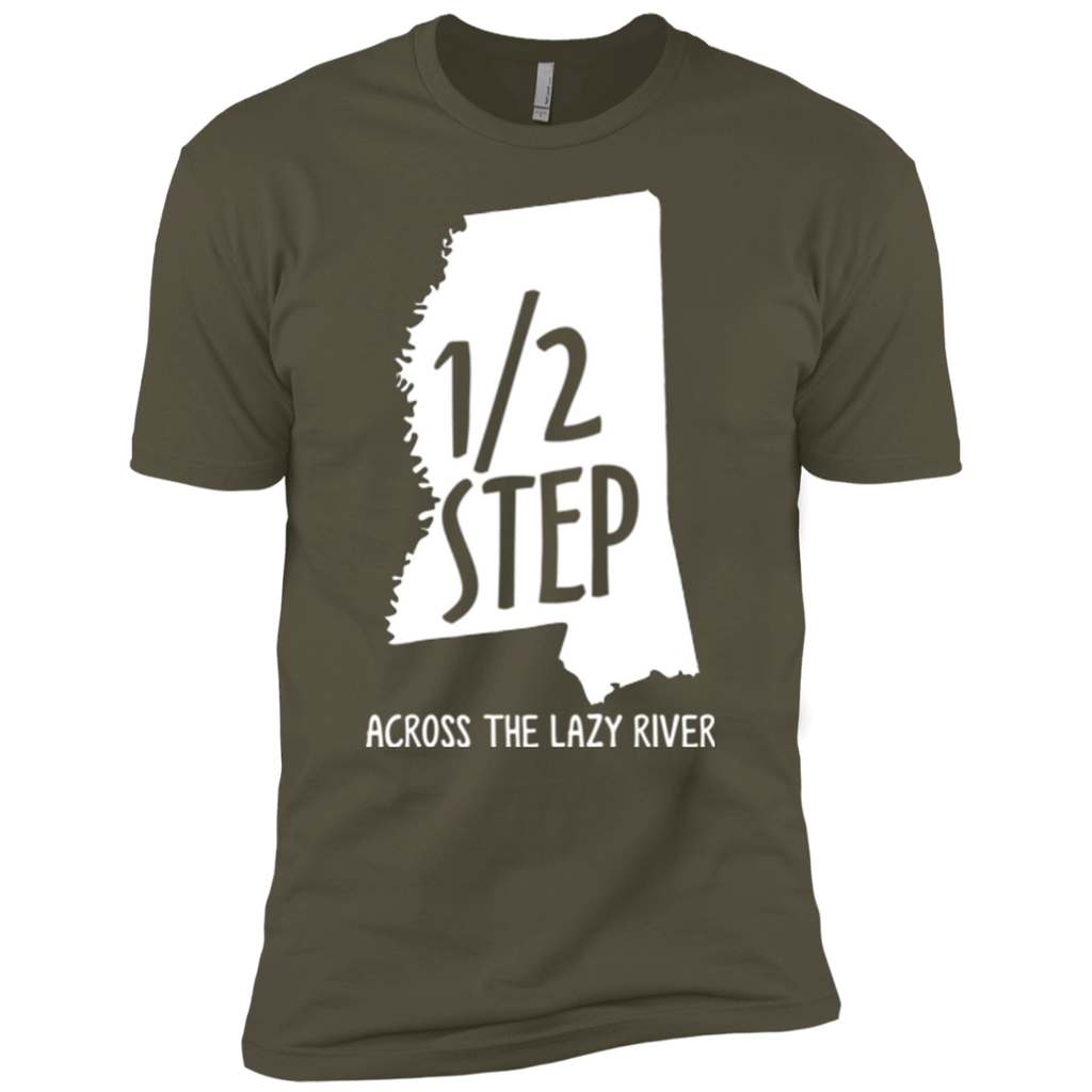 Overstock of Half Step Mississippi Premium Shirt