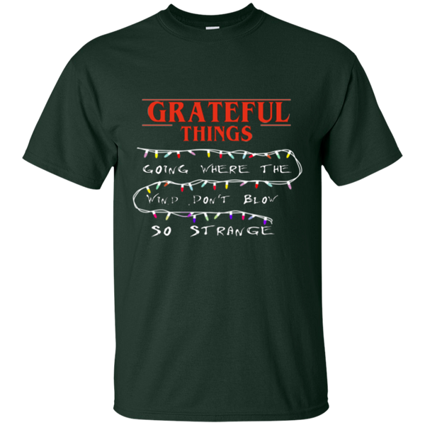 Grateful Things Youth Ultra Cotton T-Shirt