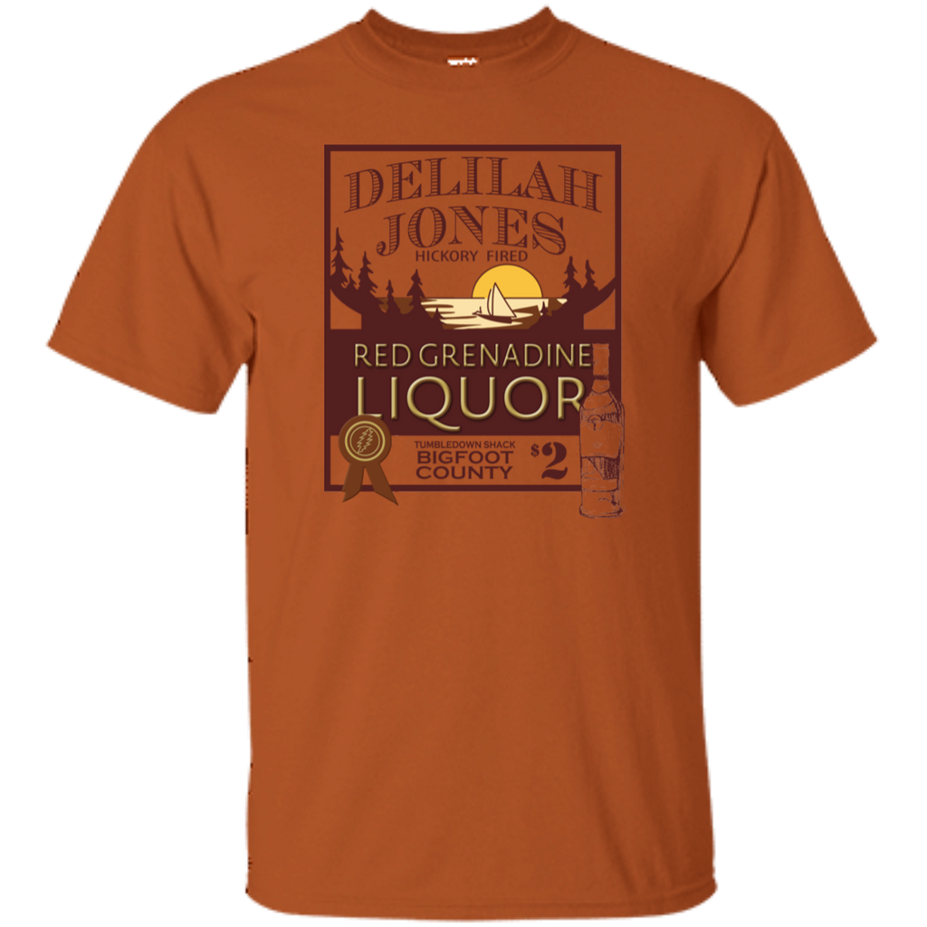 Delilah Jones Liquor Ultra Cotton T-Shirt