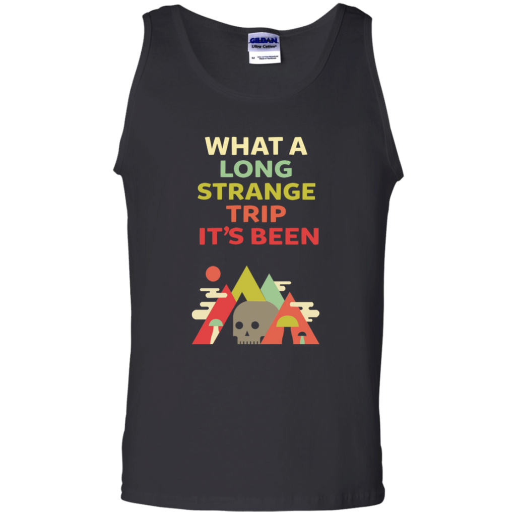 Long Strange Trip 100% Cotton Tank Top