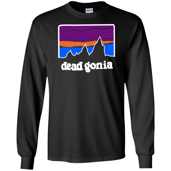 Dead Gonia Long Sleeve Ultra Cotton T-Shirt