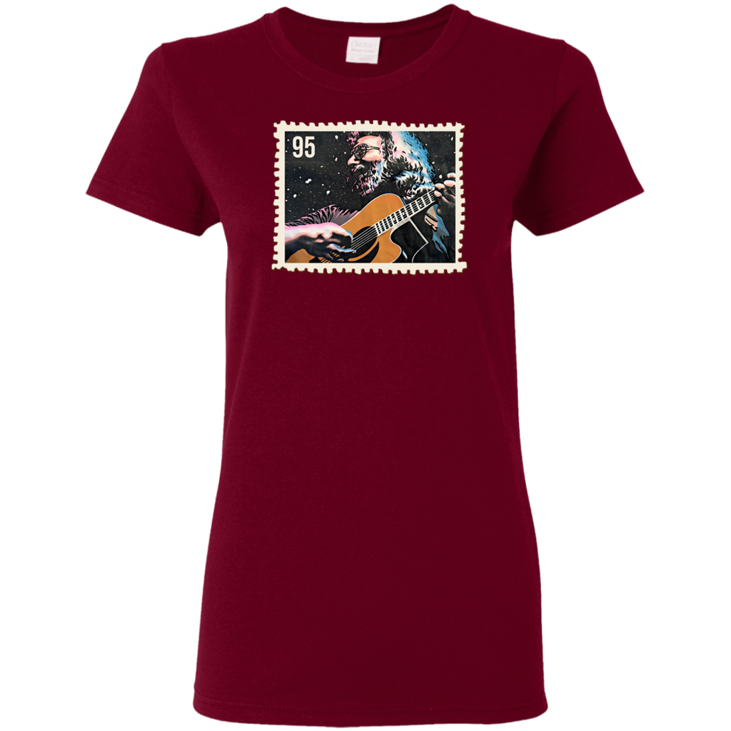 Jerry 95 Stamp Ladies T-Shirt