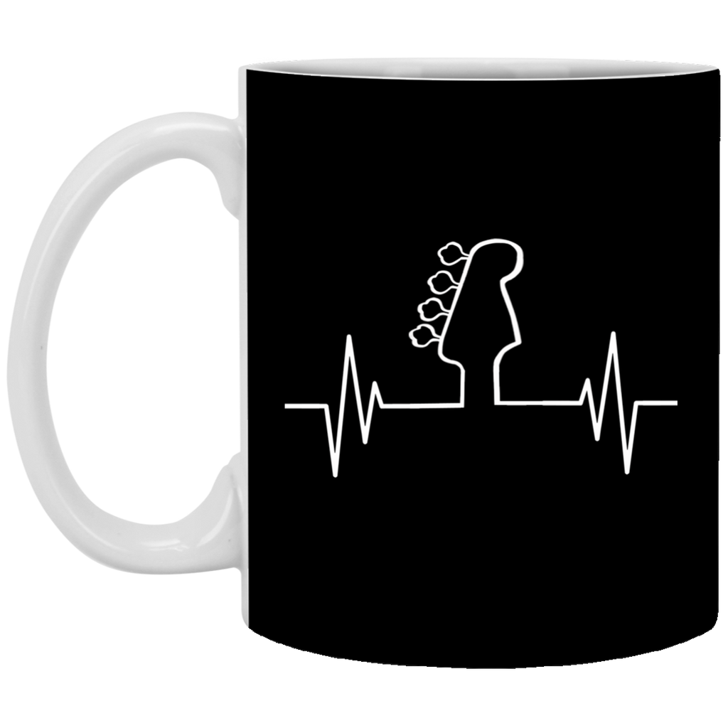 Limited Edition - Bass Heartbeat Mug