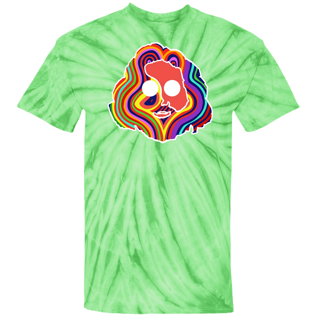 Jerry Colorful Tie Dye T-Shirt