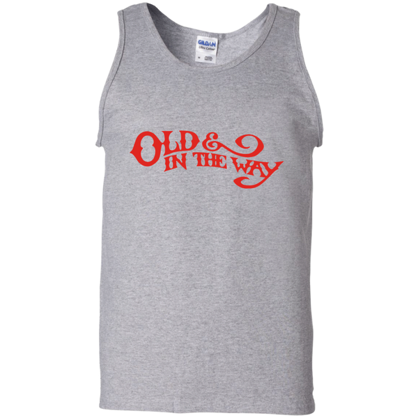Old And In The Way 100% Cotton Tank Top