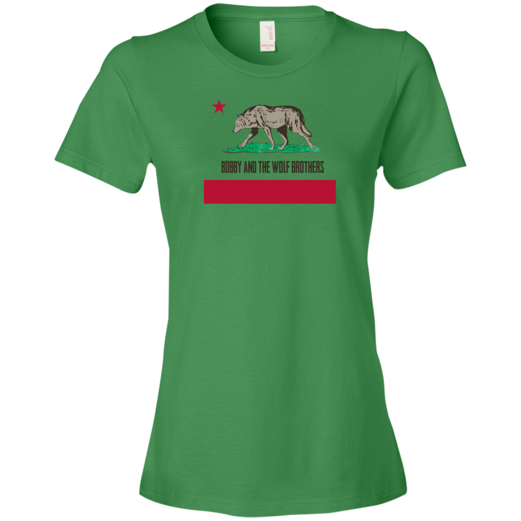 Bobby Wolf Brothers Ladies Premium T-Shirt