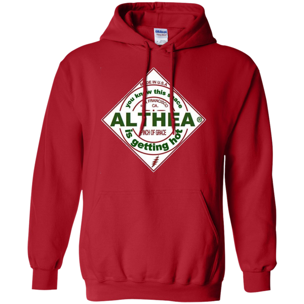 Althea Hot Sauce Pullover Hoodie