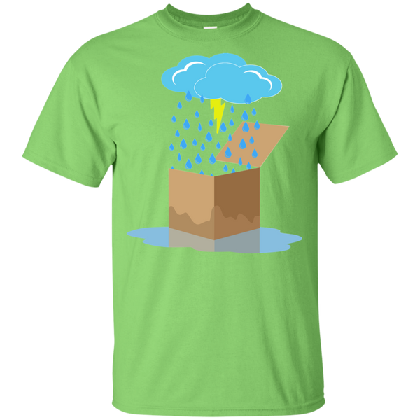 Rain Box Youth Ultra Cotton T-Shirt