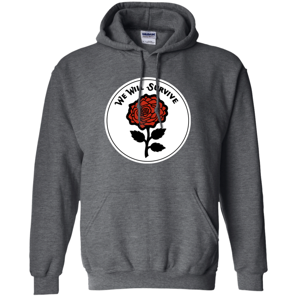 We Will Survive Pullover Hoodie