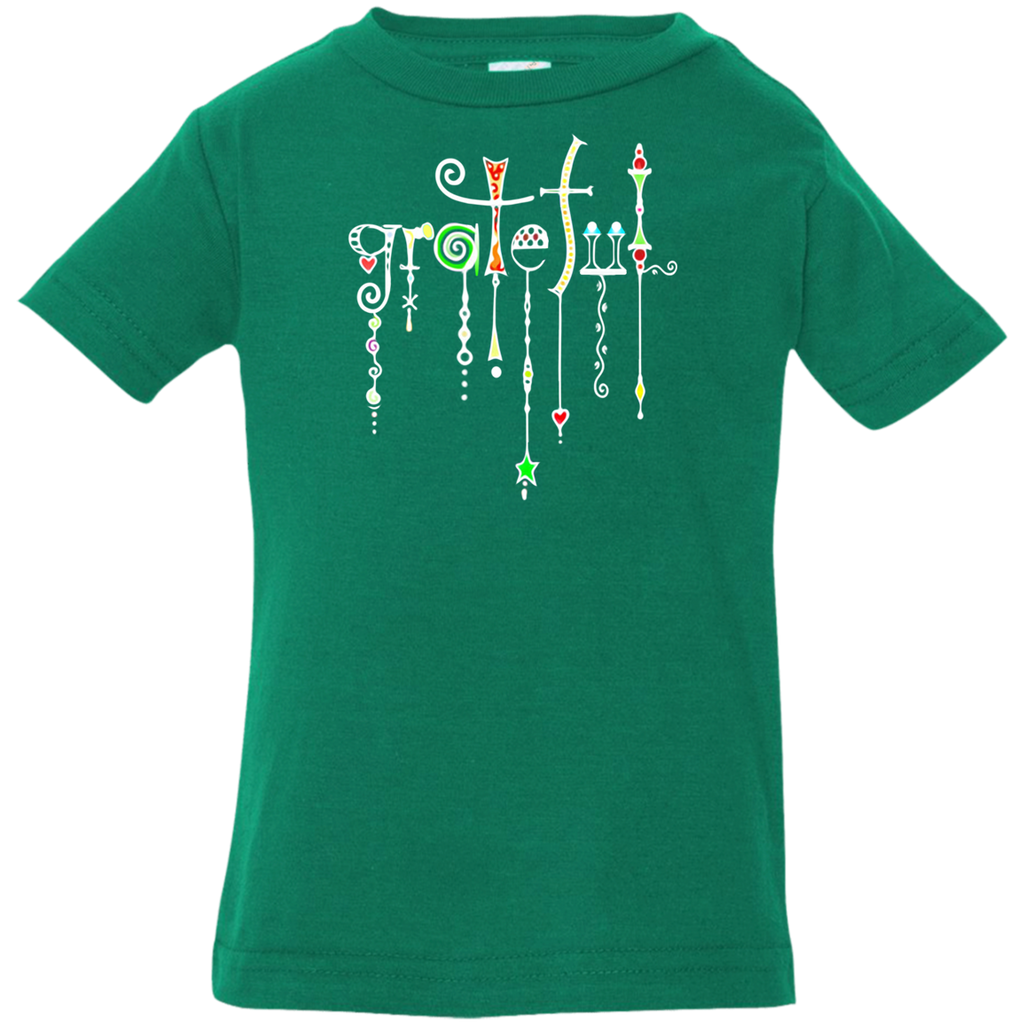Grateful Jewels Infant Jersey T-Shirt