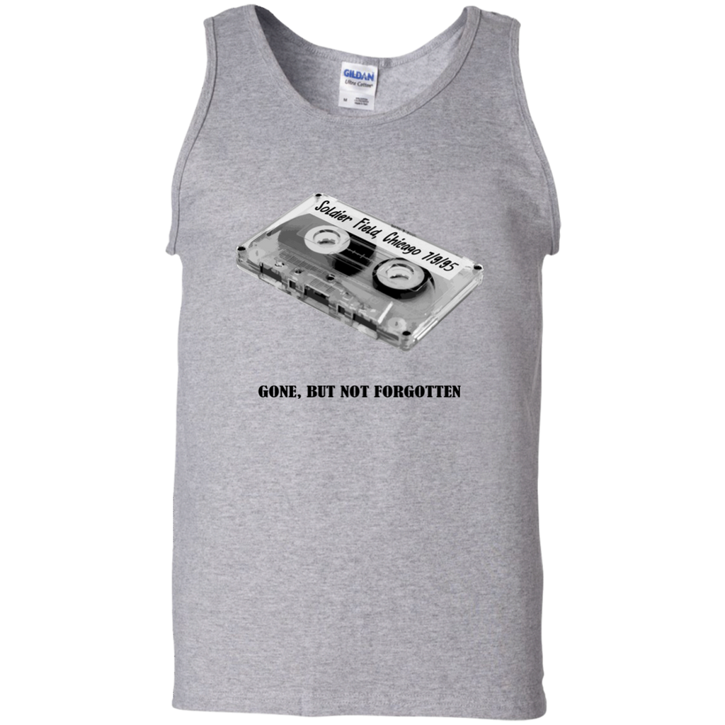 Gone Not Forgotten 100% Cotton Tank Top