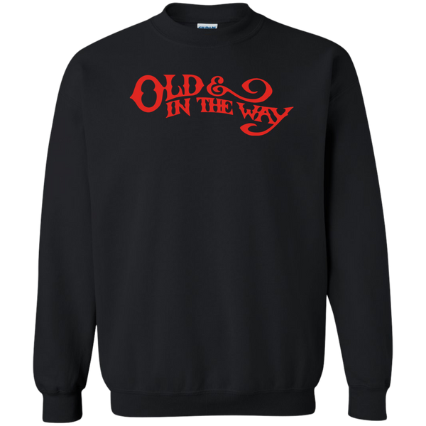 Old And In The Way Pullover Sweatshirt  8 oz.