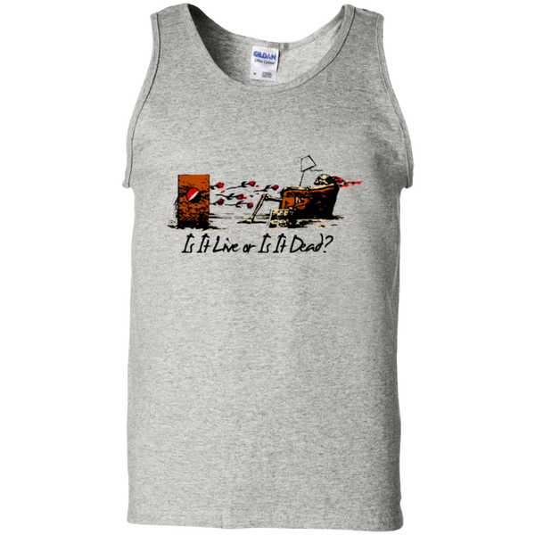 Is It Live Couch Tour 100% Cotton Tank Top