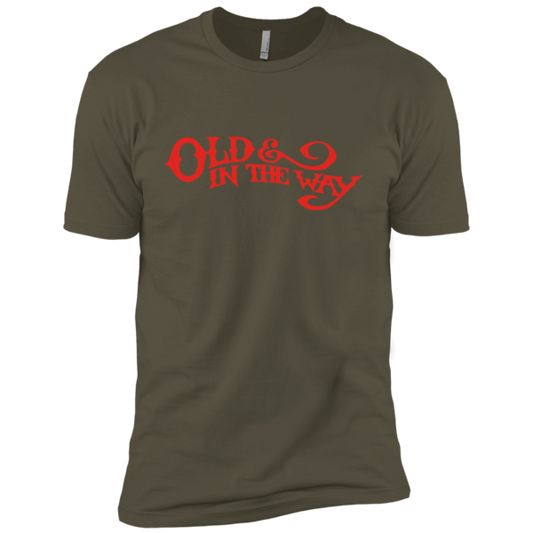 Overstock of Old And In The Way Premium Cotton T-Shirt