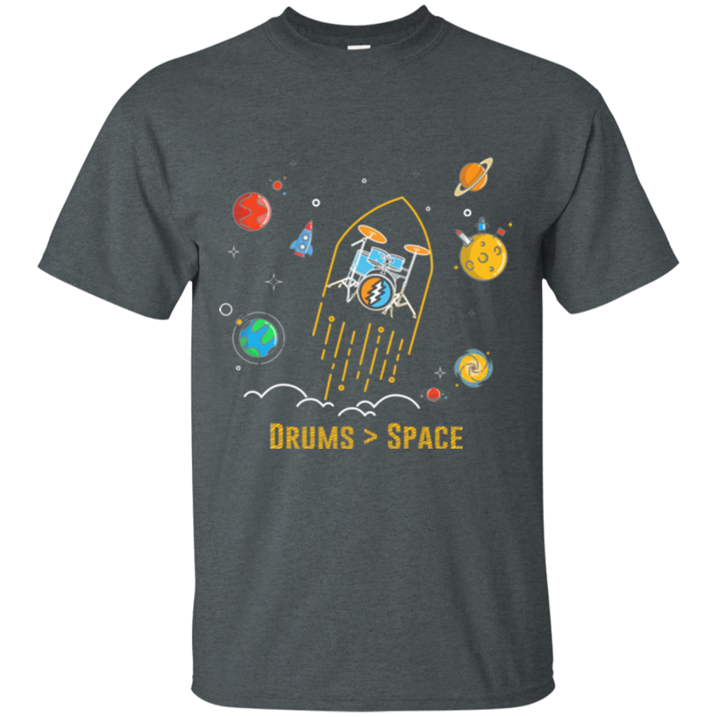 Drums Space Ultra Cotton T-Shirt