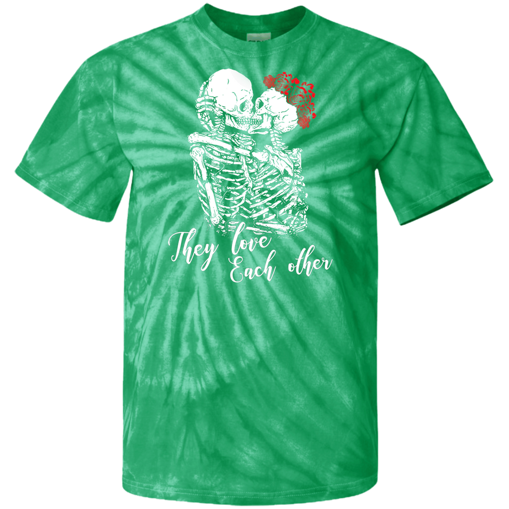 The Love Tie Dye T-Shirt