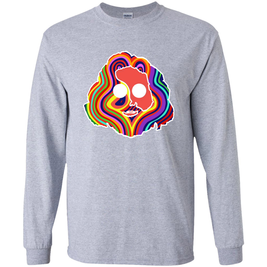 Jerry Colorful Long Sleeve Ultra Cotton T-Shirt