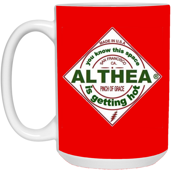 Althea Hot Sauce Mug - 15oz