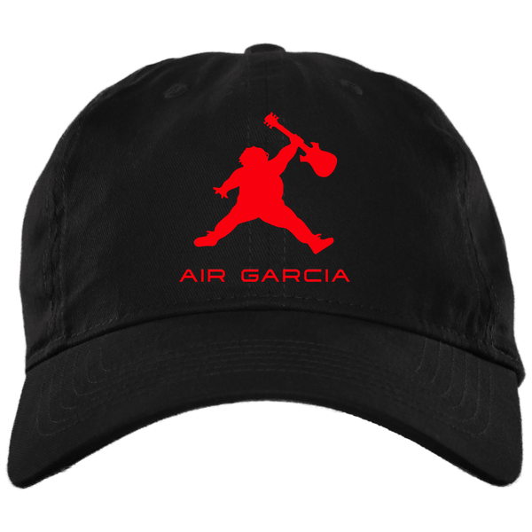 Air Garcia Brushed Twill Embroidered Dad Cap