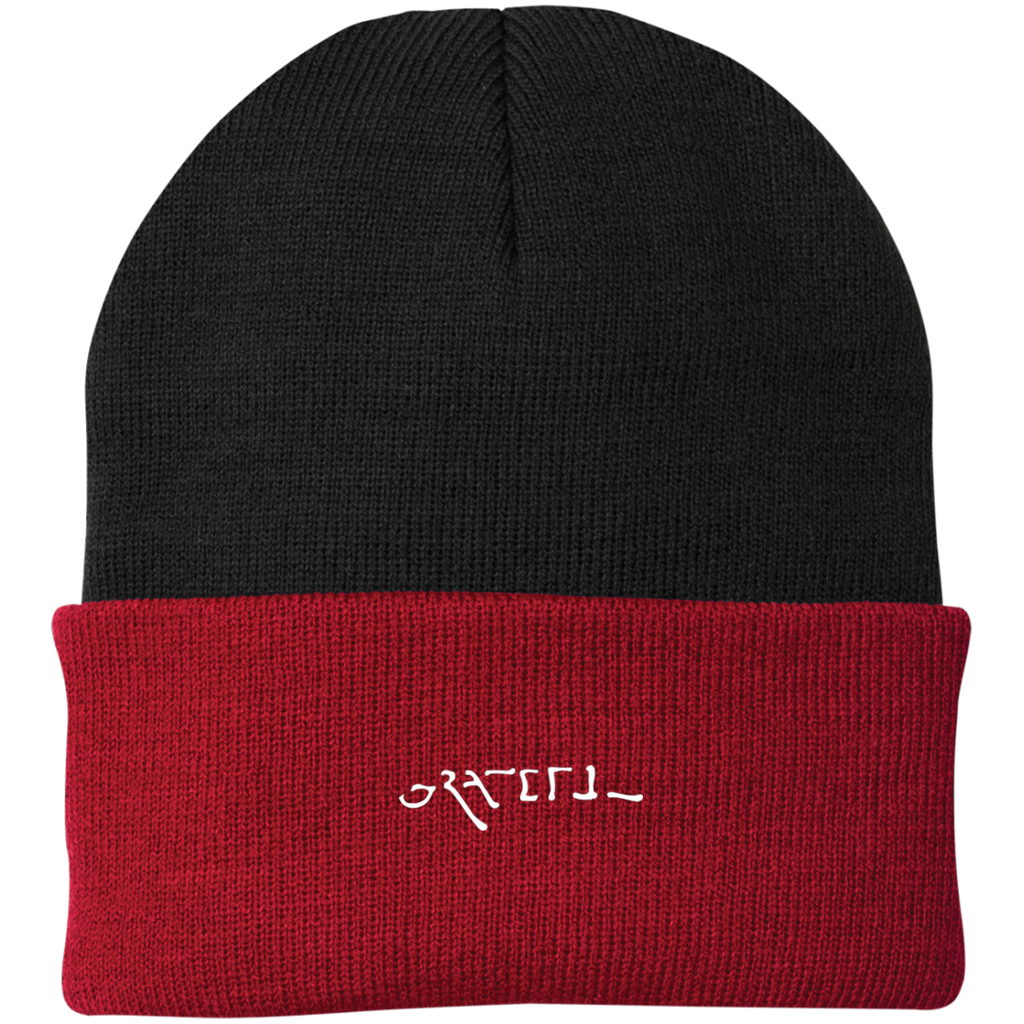 Egypt Grateful Knit Cap