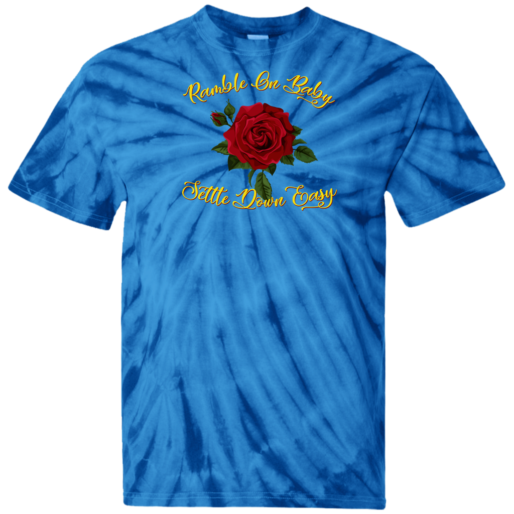 Ramble On Baby Tie Dye T-Shirt