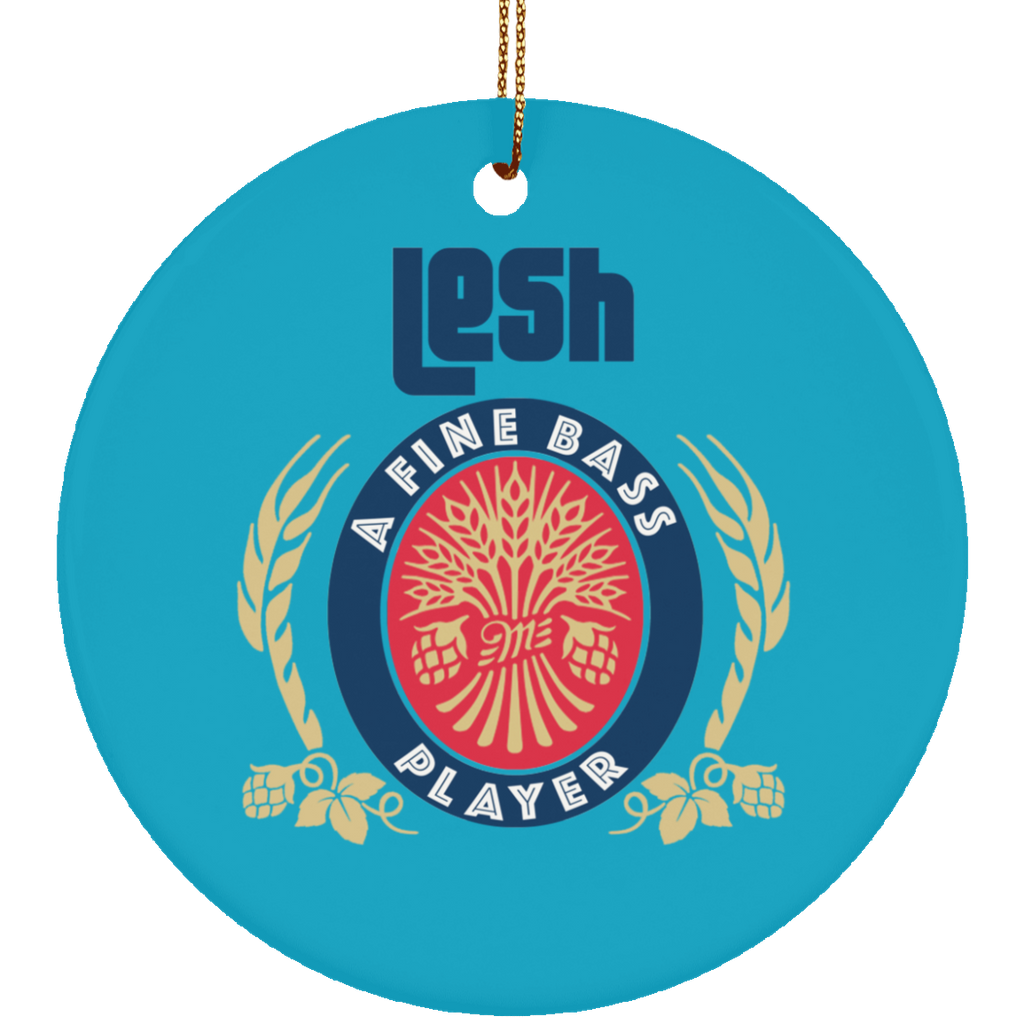 Lesh Fine Player Circle Tree Ornament