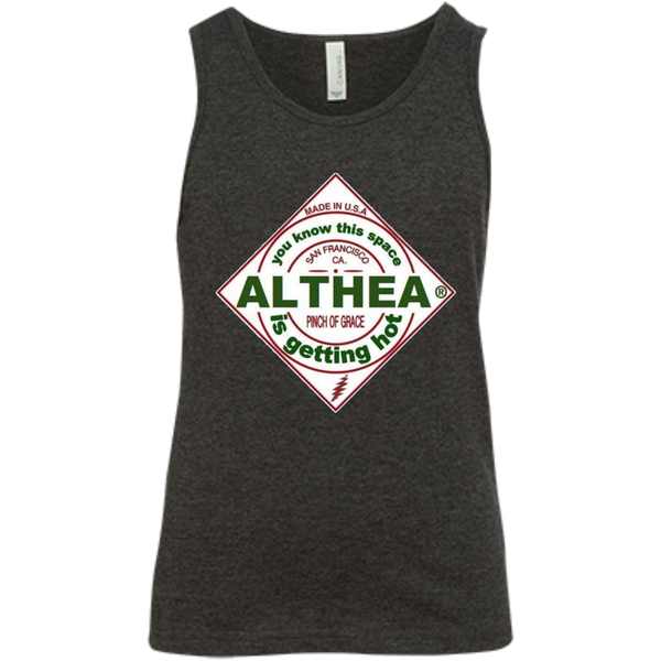 Althea Tabasco Bella + Canvas Youth Jersey Tank