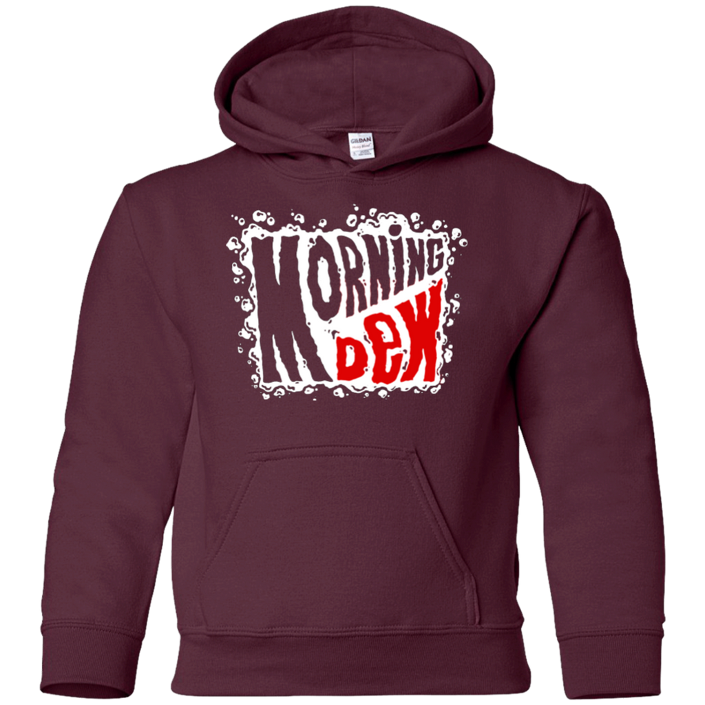Morning Dew Youth Pullover Hoodie