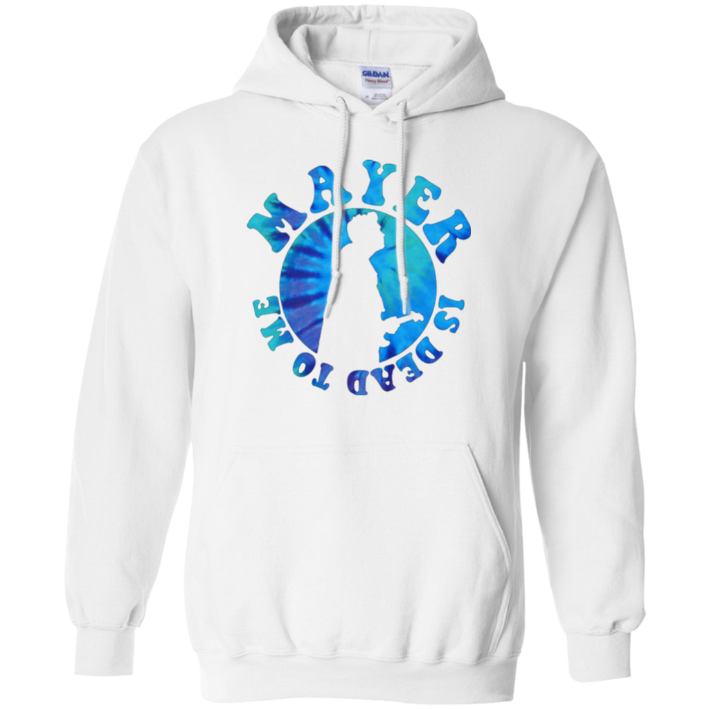 Mayer Dead To Me Pullover Hoodie