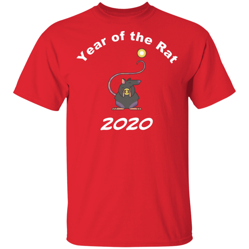 Year of the Rat T-Shirt - Chinese New Year 2020