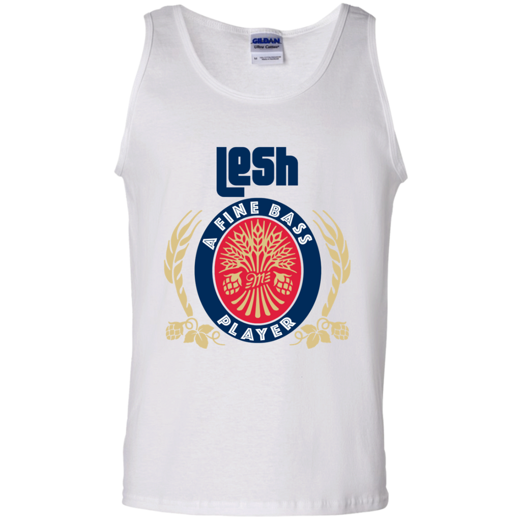 Lesh Fine Player Cotton Tank Top