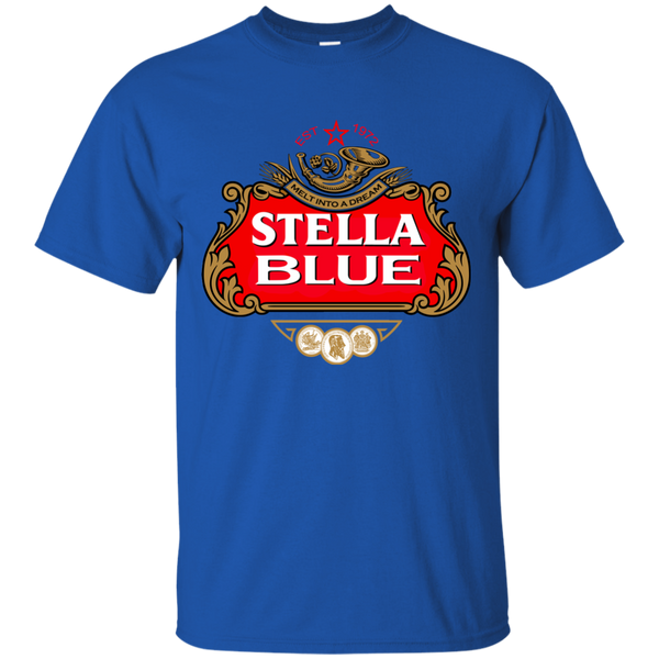 Stella Blue Ultra Cotton T-Shirt