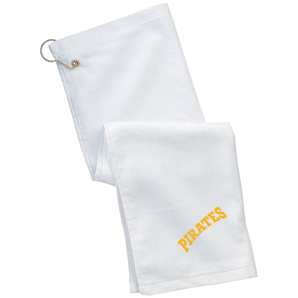 Customized Grommeted Golf Towel