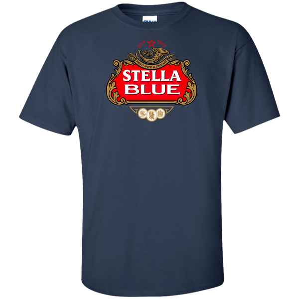 Stella Blue Tall Ultra Cotton T-Shirt