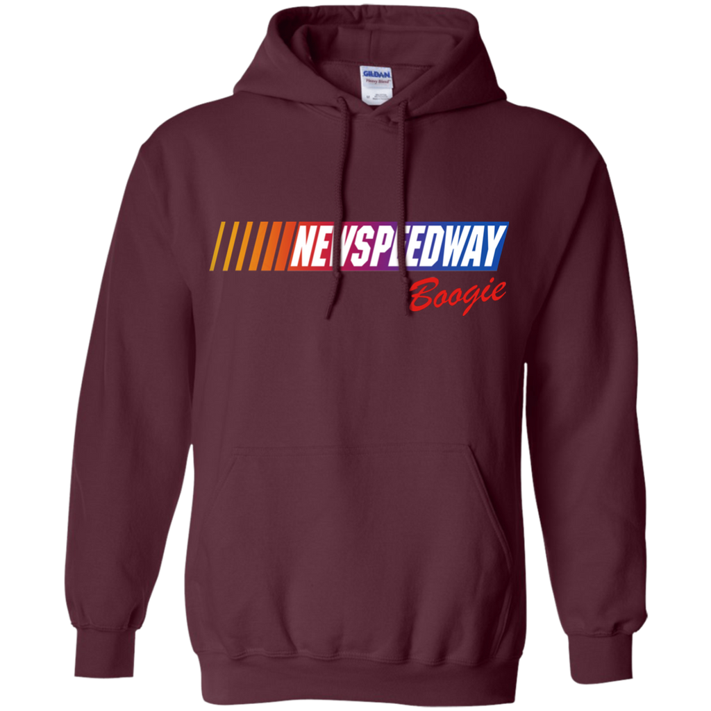 New Speedway Pullover Hoodie