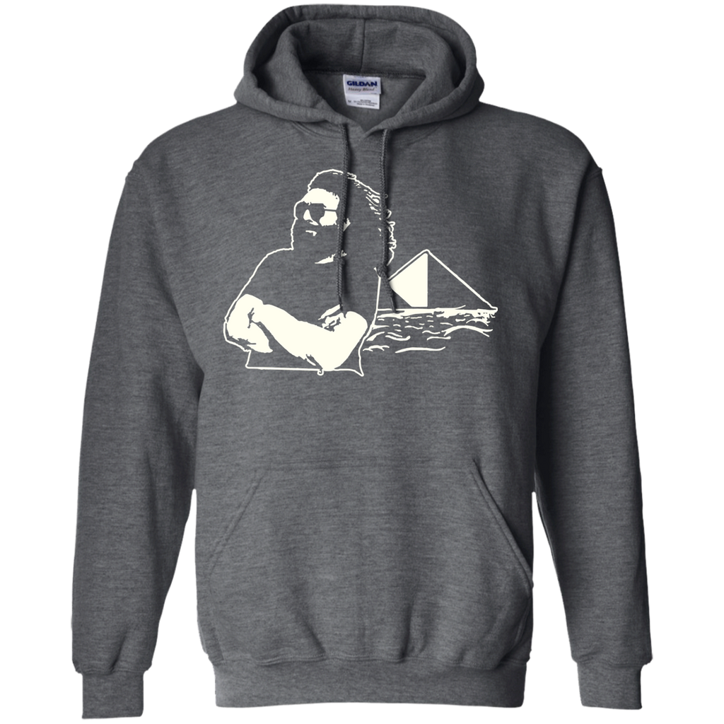 Jerry Pyramid Pullover Hoodie