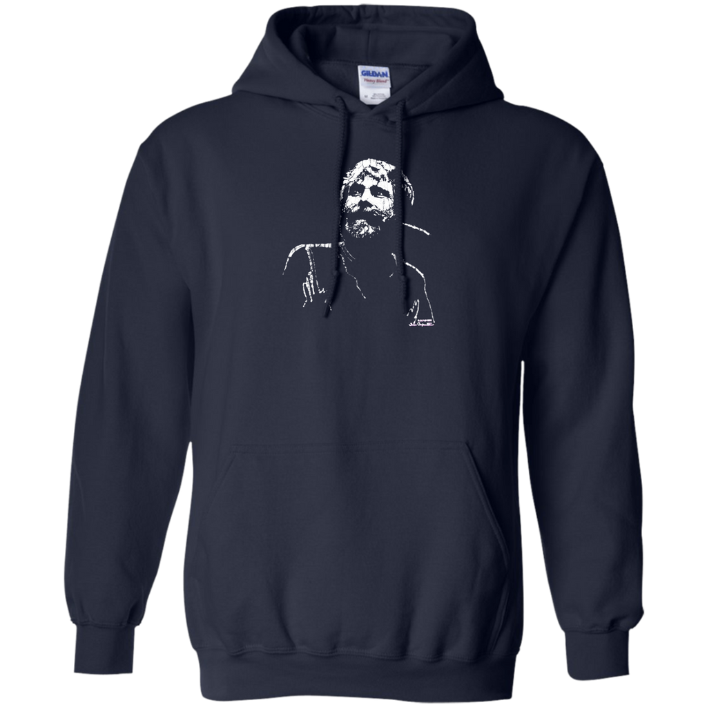 Brent Soulful Pullover Hoodie