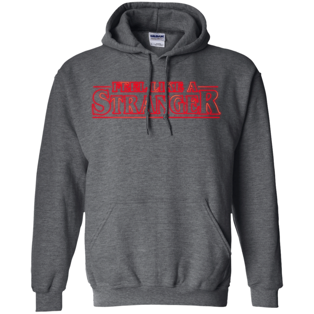 Feel Stranger Things Pullover Hoodie