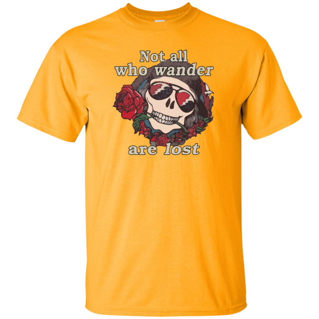 Not All Wander Ultra Cotton T-Shirt