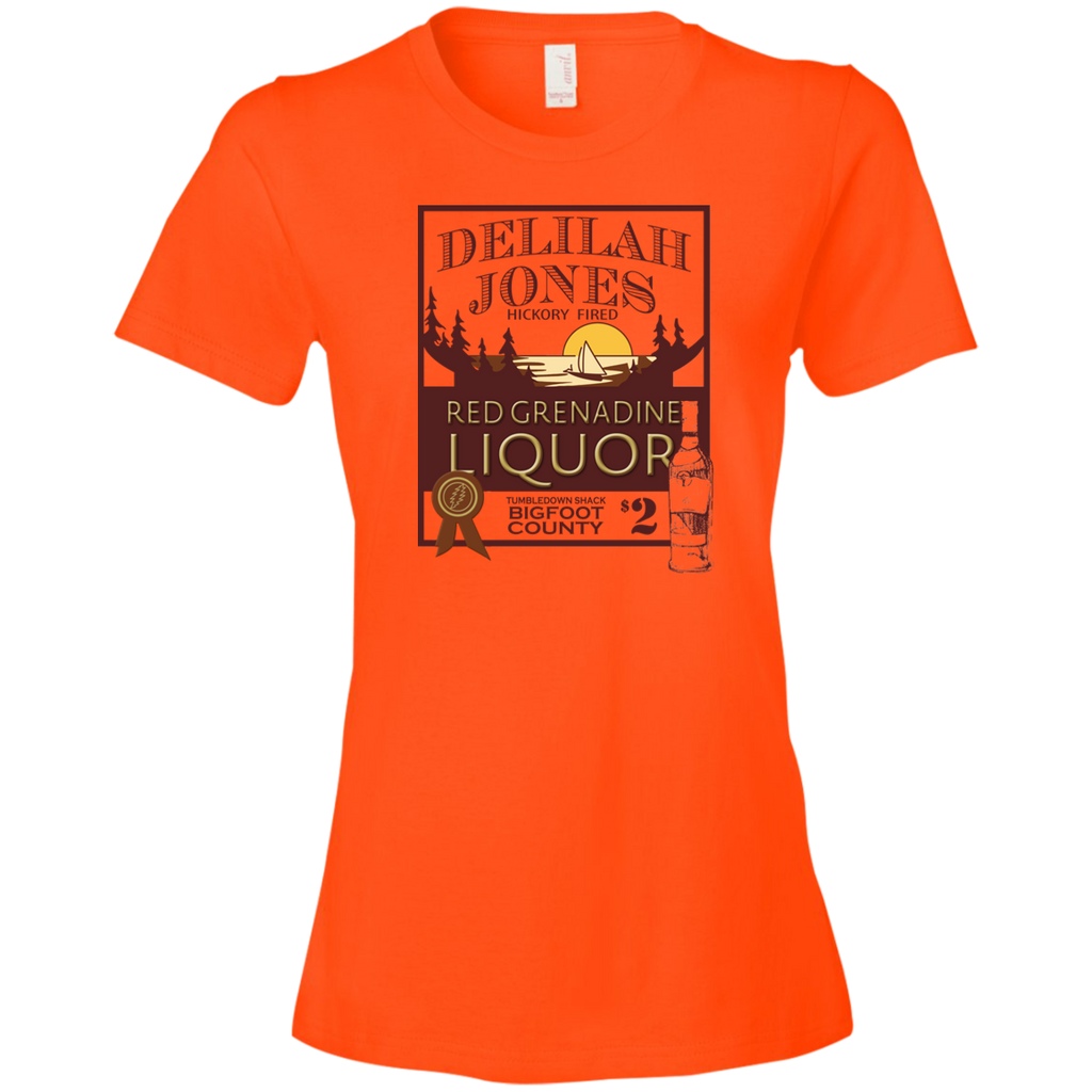 Delilah Jones Ladies Premium T-Shirt