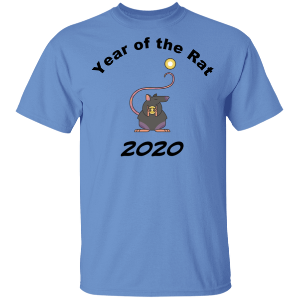 Chinese New Year T-Shirt - Year of the Rat 2020