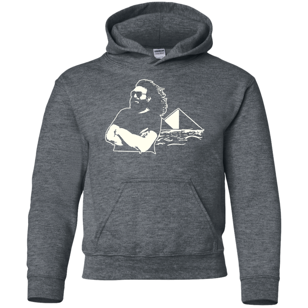 Jerry Pyramid Youth Pullover Hoodie