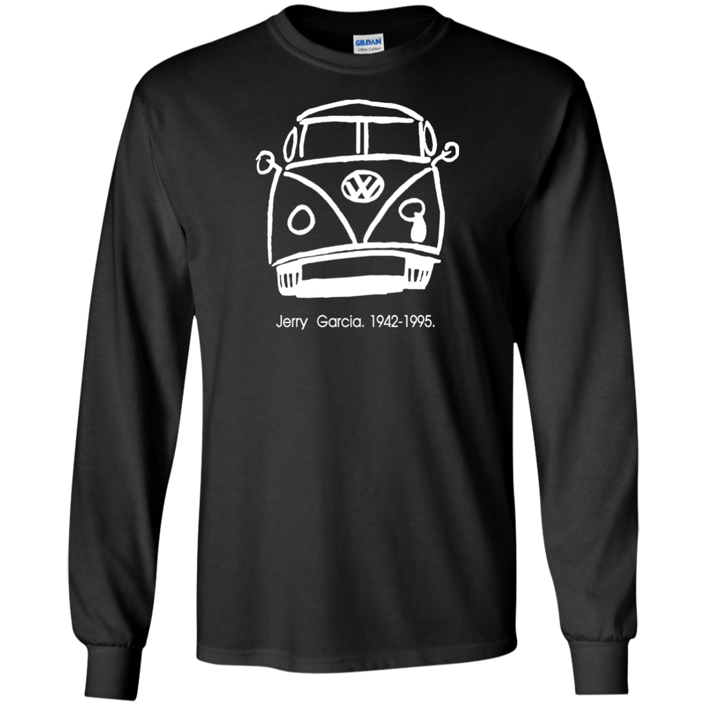 VW Miss Jerry Long Sleeve Ultra Cotton T-Shirt