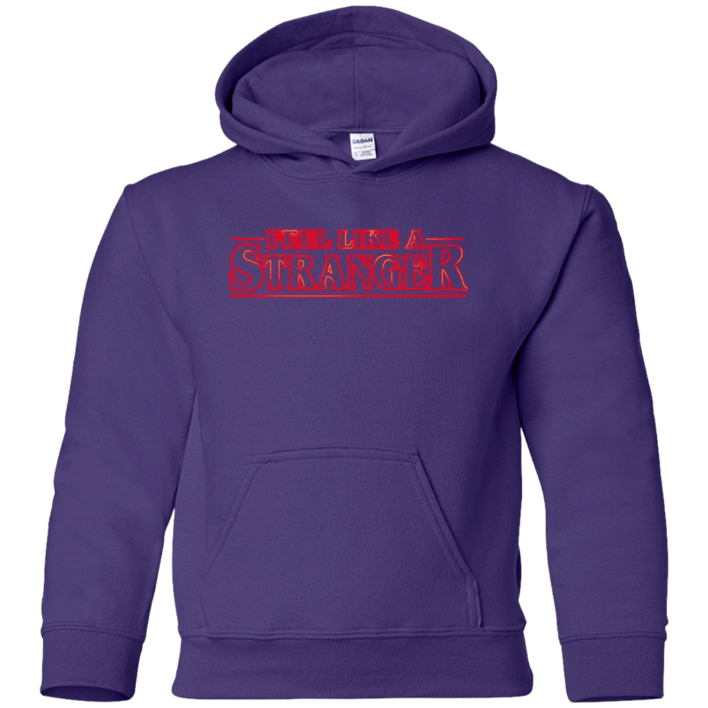 Feel Stranger Things Youth Pullover Hoodie