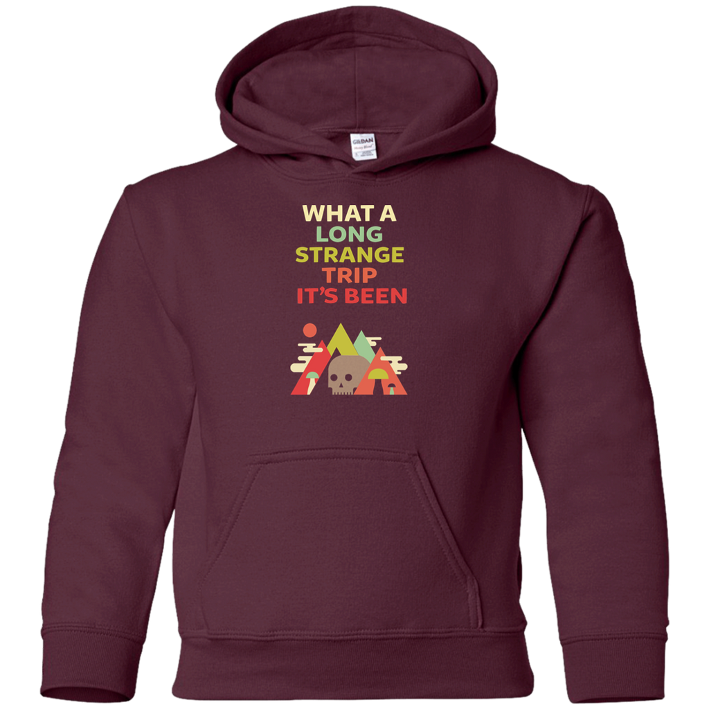 Long Strange Youth Pullover Hoodie