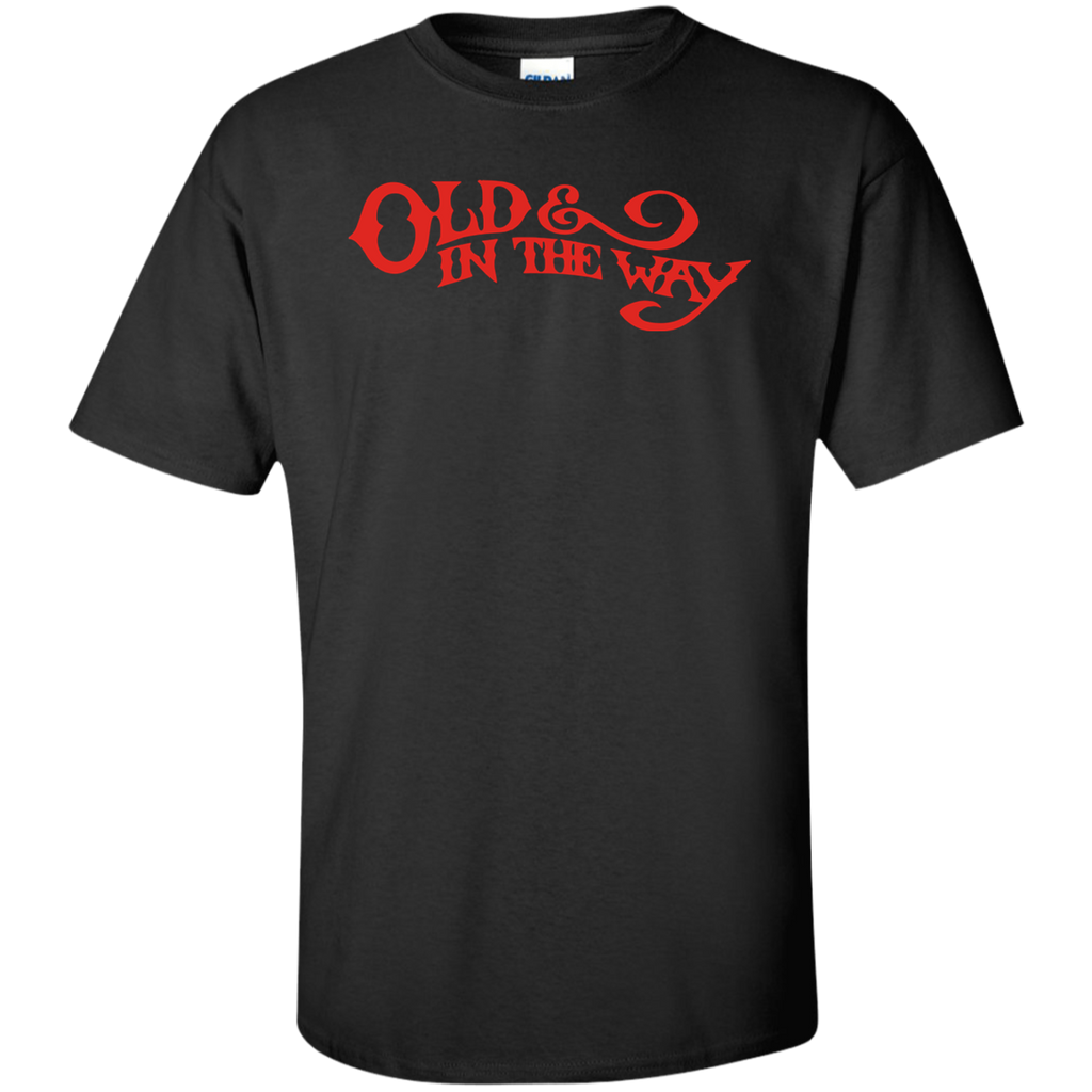Old And In The Way Tall Ultra Cotton T-Shirt