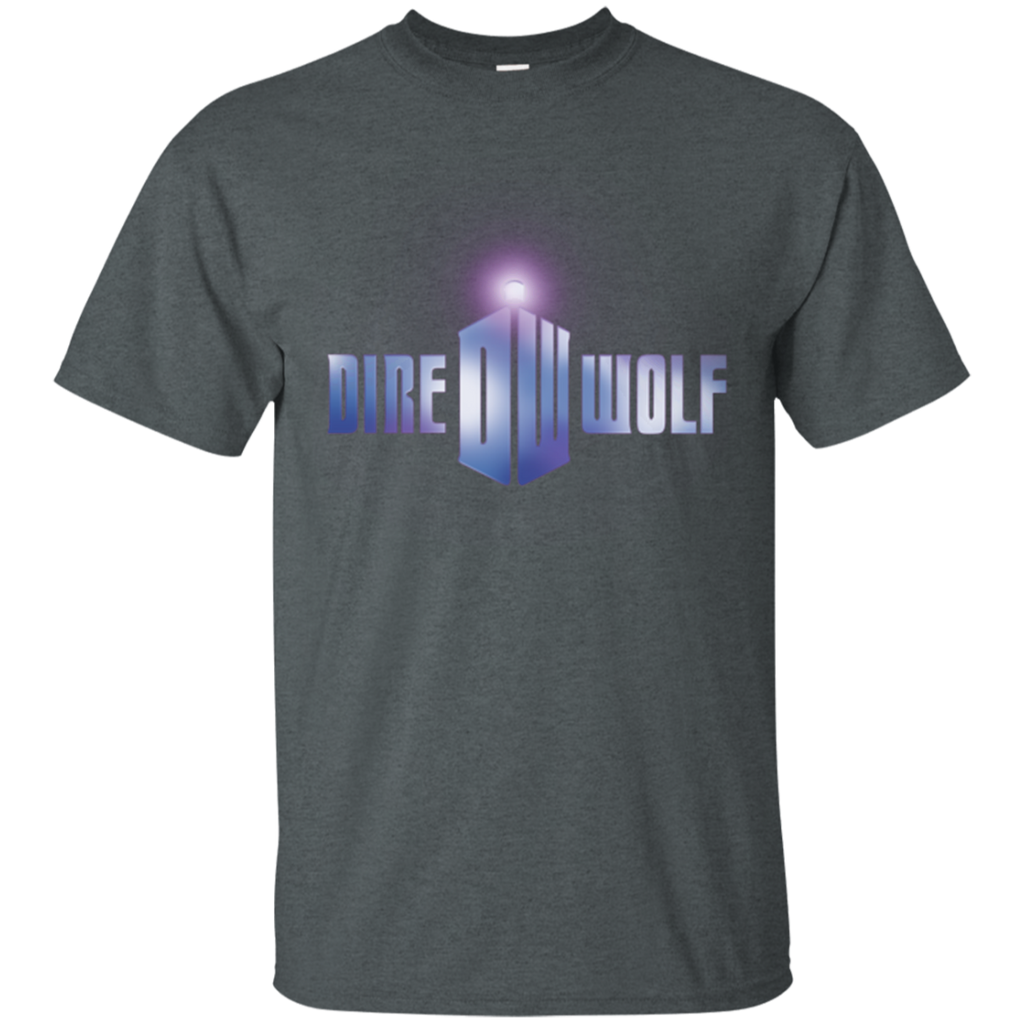 Dire Wolf Doctor Who Ultra Cotton T-Shirt