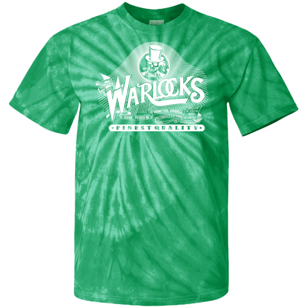 Warlocks Hampton Tie Dye T-Shirt