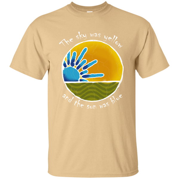 Overstock of Sky Yellow Ultra Cotton T-Shirt