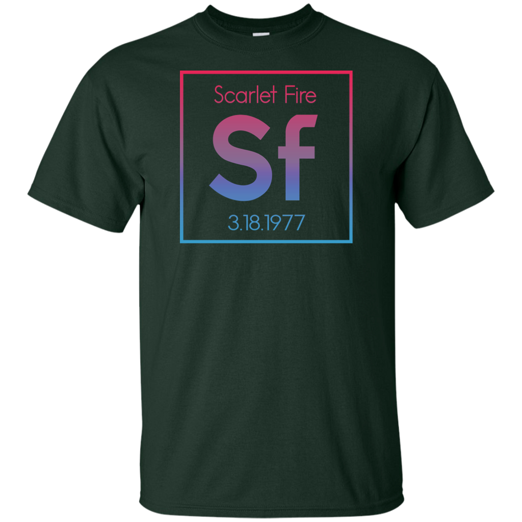 Scarlet Fire Chemistry Youth Ultra Cotton T-Shirt